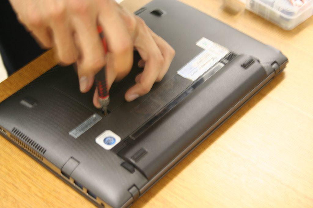 パソコンの持ち込み修理の流れ-3