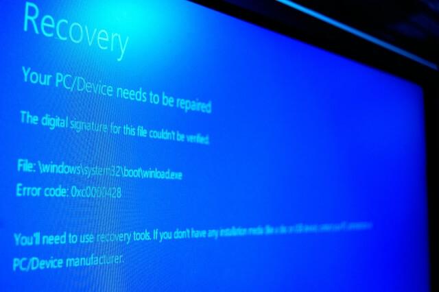 【Windows10版】ブルースクリーンのエラーコードが示す意味とは?それぞれの内容を分かりやすく解説!