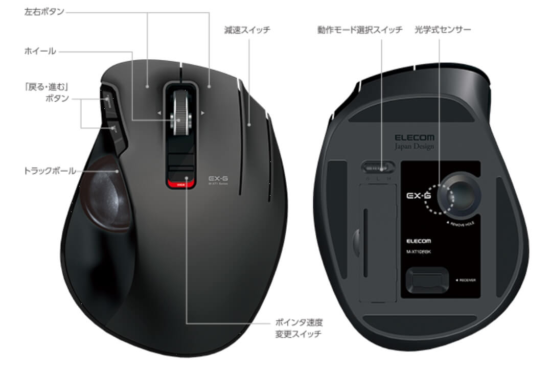 マウスの基礎知識-3