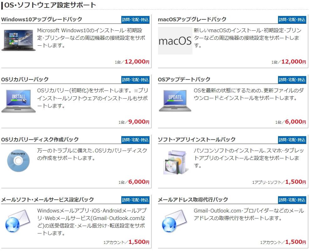 パソコン修理G・O・G 御茶ノ水店 費用詳細-6