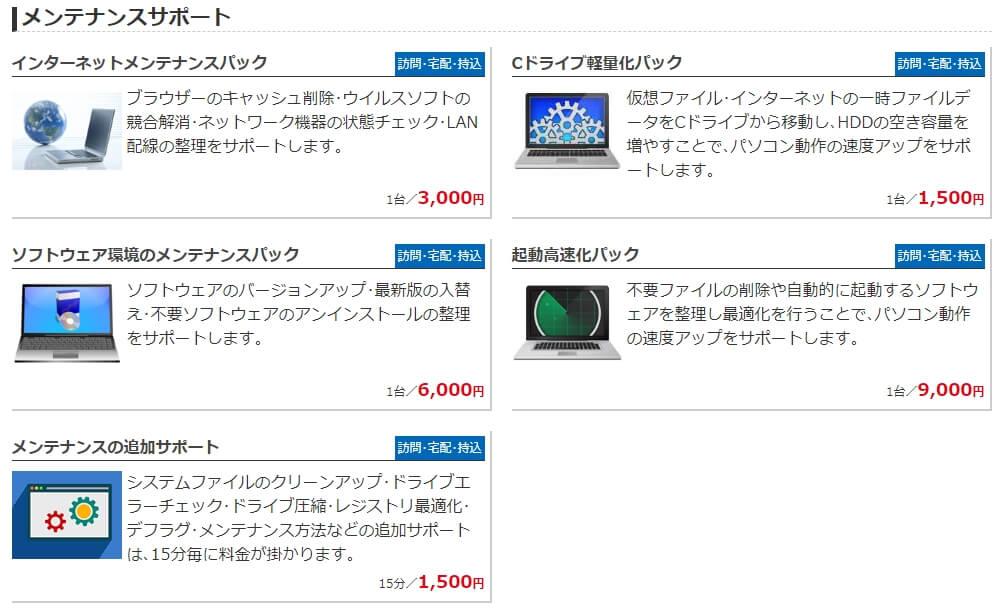 パソコン修理G・O・G 御茶ノ水店 費用詳細-7