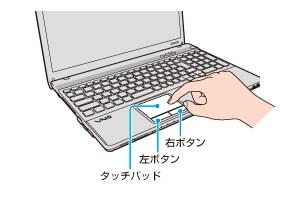 パソコンのタッチパッドとは?-1