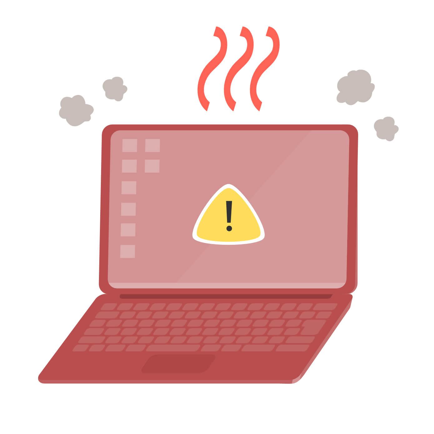 パソコンのタッチパッドが動かない・反応しない原因-2