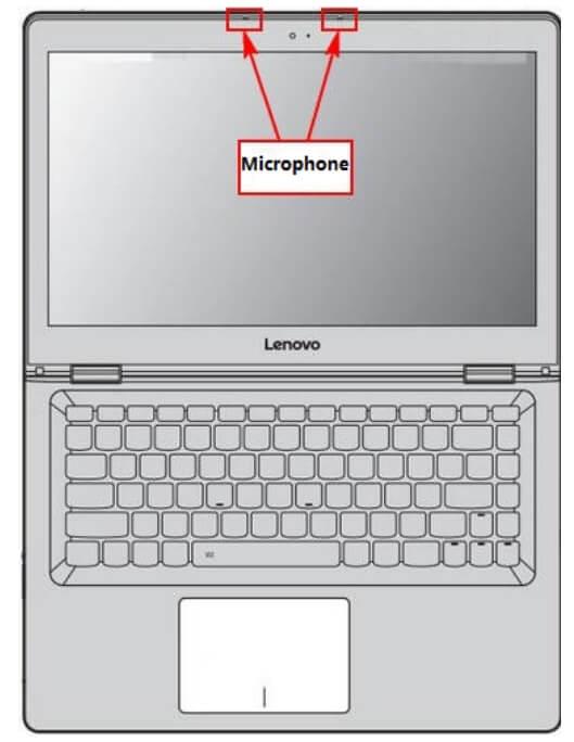 パソコンのどこにマイクは内蔵されている?-3