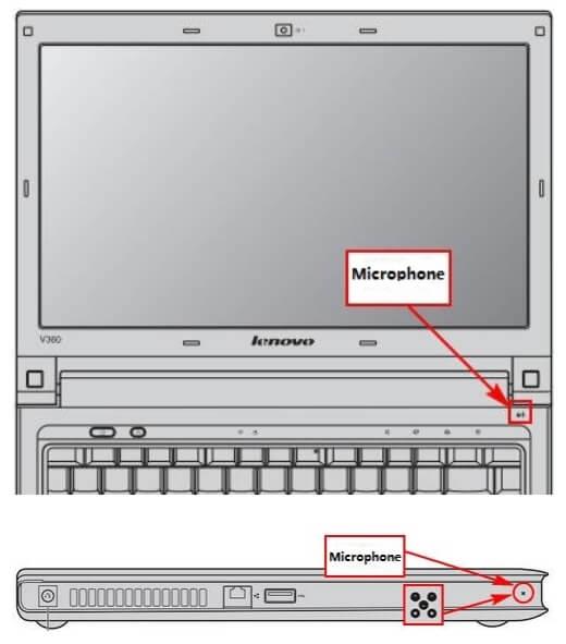 パソコンのどこにマイクは内蔵されている?-5