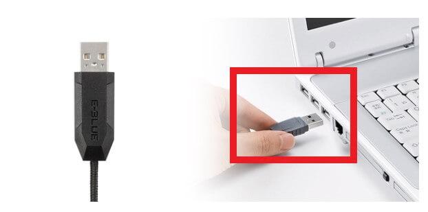 パソコンのマウスの接続設定方法-2