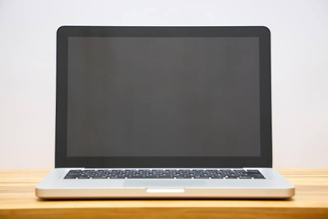 パソコンの黒い画面の種類