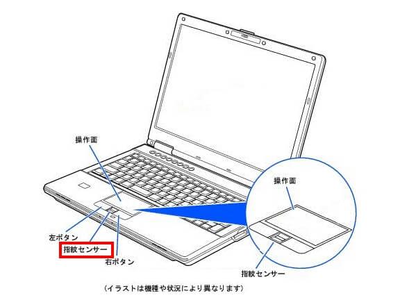 パソコンのタッチパッドとスクロール操作について-3