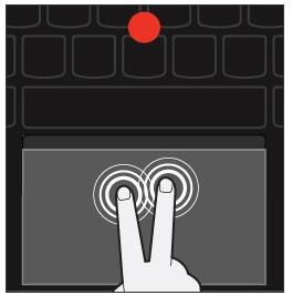 パソコンのタッチパッドの使い方-3