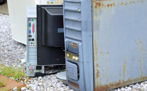 パソコンの廃棄