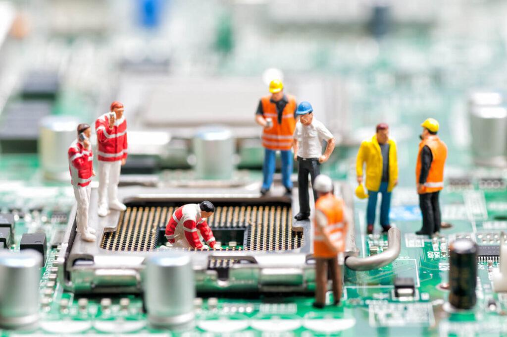パソコン修理業者の選び方