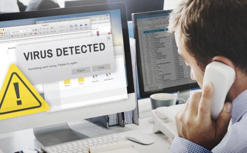 ウイルス駆除を依頼したいパソコン修理業者5選