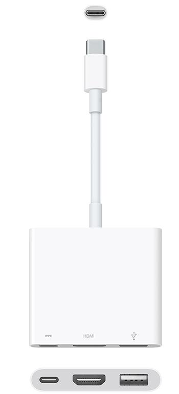 Apple USB-C Digital AV Multiport