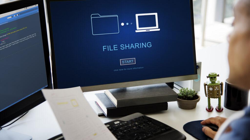 Windowsとファイル共有する方法