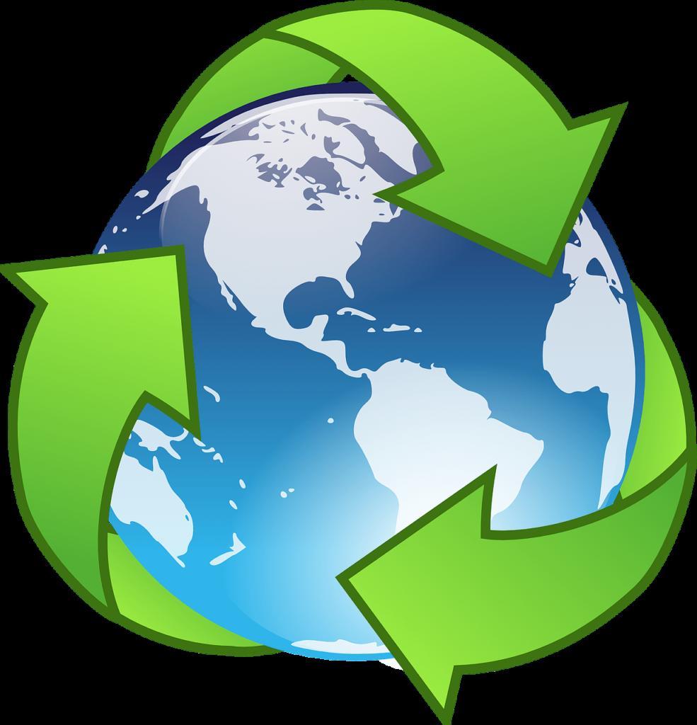 リサイクルによる処分