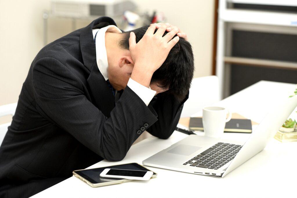 ハードディスクの寿命・故障が疑われる症状